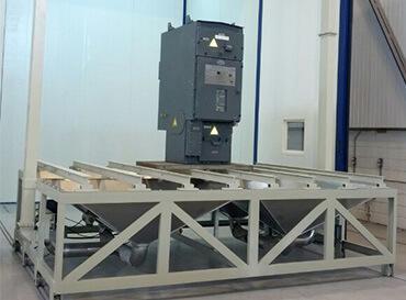 Испытательная камера для крупных образцов